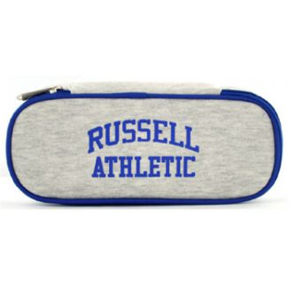 ASTUCCIO OVALE 23X10X5 BL/GR - RUSSELL ATHLETIC