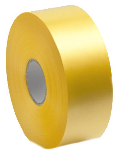 NASTRO SPLENDENE 50mm 90mt GIALLO 1pz