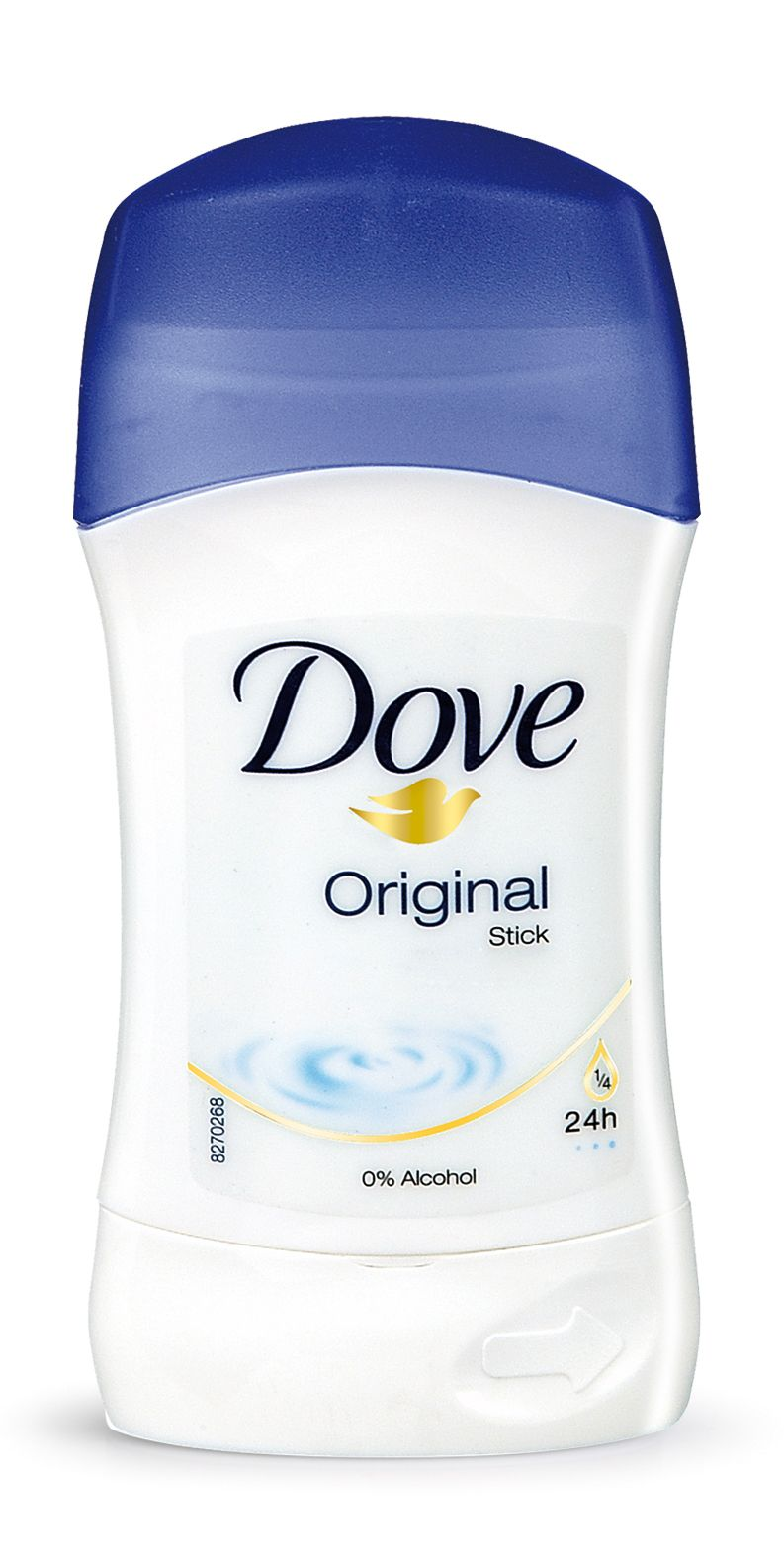 DEODORANTE DOVE STICK 30ml 1pz - C6