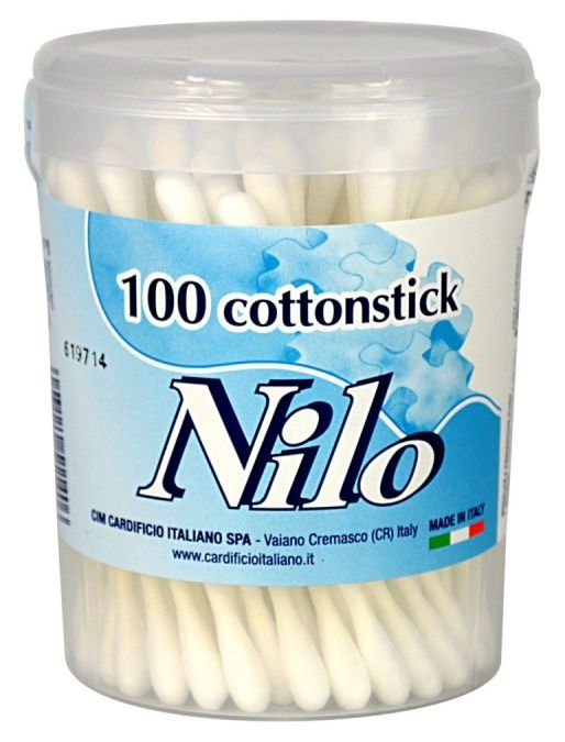 COTTON FIOC NILO TONDO 100pz