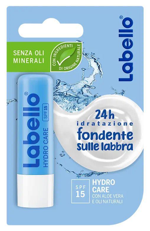 BURROCACAO LABELLO HYDRO CARE 5,5 UV 1pz