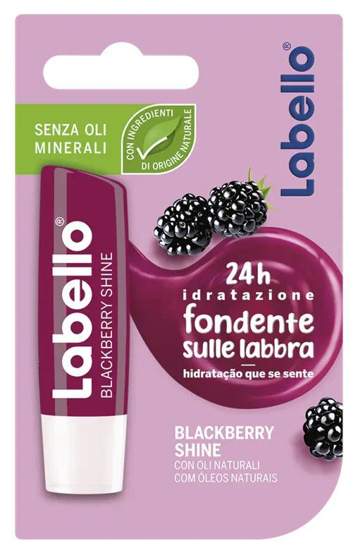 BURROCACAO LABELLO MORA BLACKBERRY BLISTER 1pz