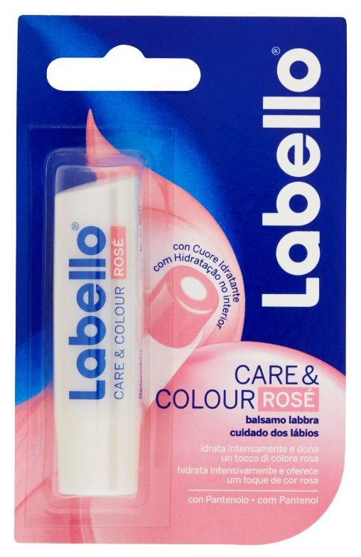 BURROCACAO LABELLO COLOUR blister 1pz PINK