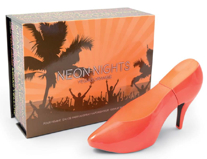 PROFUMO SCARPA NEON NIGHTS ORANGE 100ml