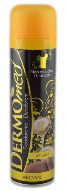 DEODORANTE DERMOMED SPRAY 150ml ARGAN